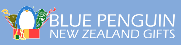 Blue Penguin New Zealand Gifts