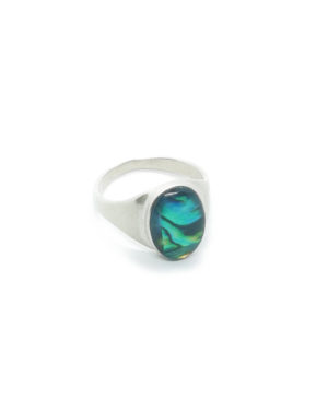 Sterling silver ring KS019P