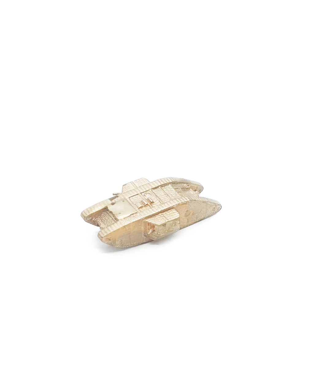 Brass MkI Male Tank Miniature