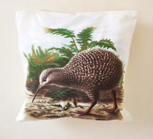kiwi cushion cover