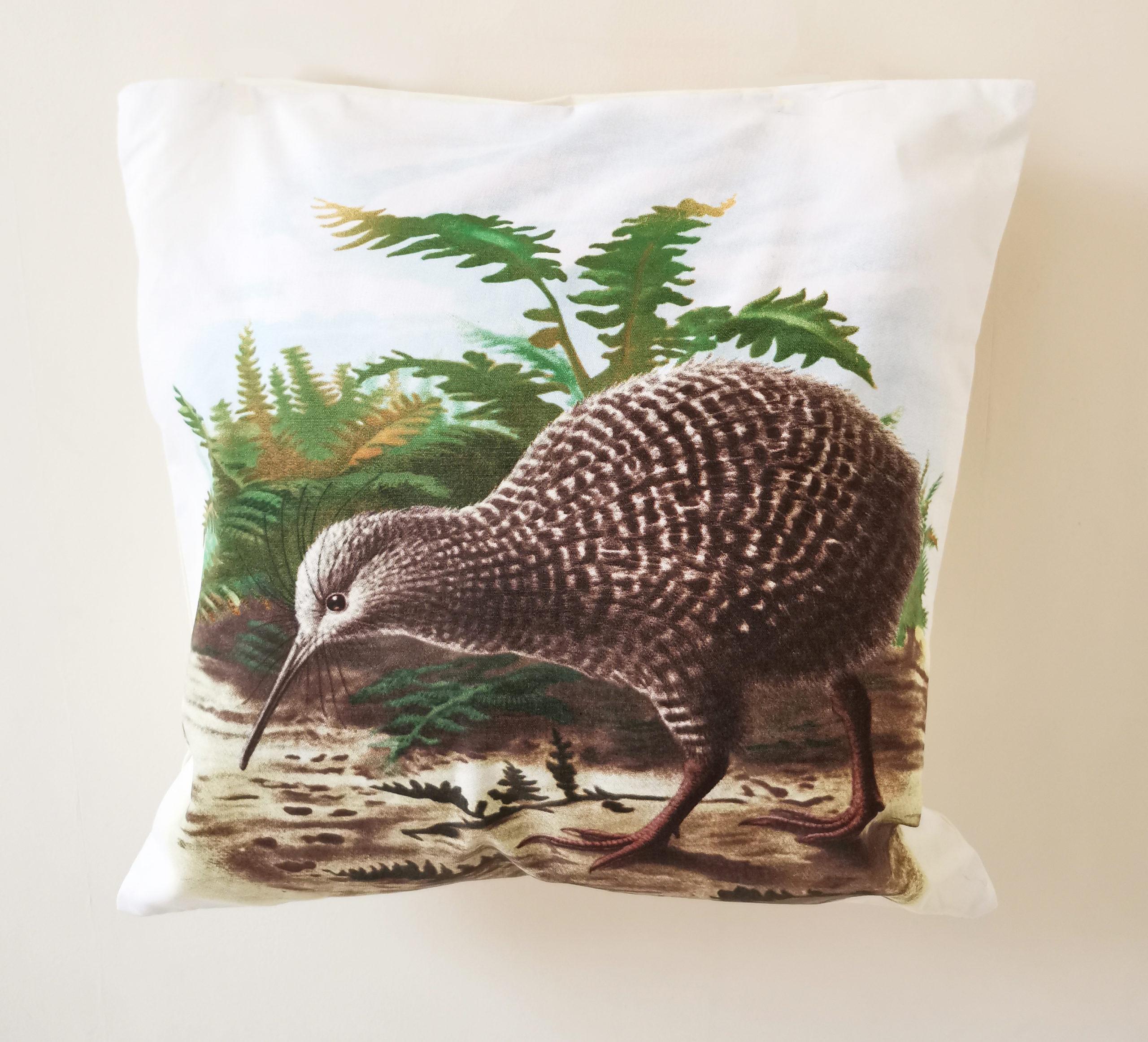 kiwi cushion cover